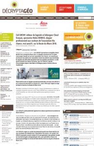 Article Décryptagéo.fr 19.11.2018