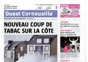 Ouest Cornouaille 15.02.2014