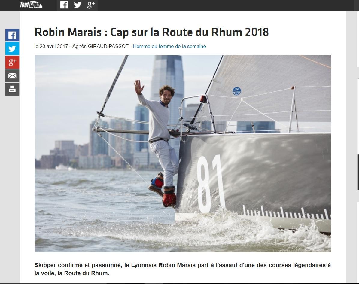 Article Le Tout Lyon 15.04.2017
